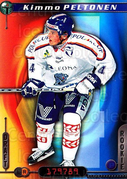 2000-01 Finnish Cardset #24 Kimmo Peltonen<br/>7 In Stock - $2.00 each - <a href=https://centericecollectibles.foxycart.com/cart?name=2000-01%20Finnish%20Cardset%20%2324%20Kimmo%20Peltonen...&quantity_max=7&price=$2.00&code=85271 class=foxycart> Buy it now! </a>