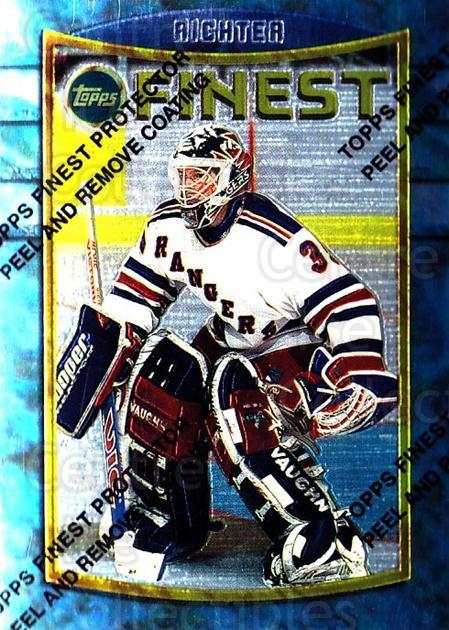 1994-95 Finest #86 Mike Richter<br/>3 In Stock - $1.00 each - <a href=https://centericecollectibles.foxycart.com/cart?name=1994-95%20Finest%20%2386%20Mike%20Richter...&quantity_max=3&price=$1.00&code=852 class=foxycart> Buy it now! </a>