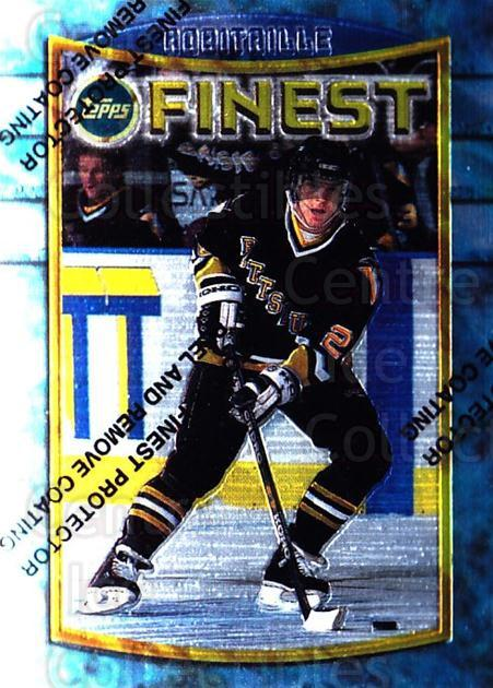 1994-95 Finest #89 Luc Robitaille<br/>5 In Stock - $1.00 each - <a href=https://centericecollectibles.foxycart.com/cart?name=1994-95%20Finest%20%2389%20Luc%20Robitaille...&quantity_max=5&price=$1.00&code=855 class=foxycart> Buy it now! </a>