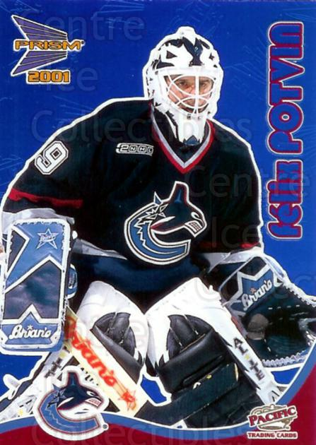 2000-01 McDonalds Pacific Blue #35 Felix Potvin<br/>12 In Stock - $2.00 each - <a href=https://centericecollectibles.foxycart.com/cart?name=2000-01%20McDonalds%20Pacific%20Blue%20%2335%20Felix%20Potvin...&quantity_max=12&price=$2.00&code=85720 class=foxycart> Buy it now! </a>