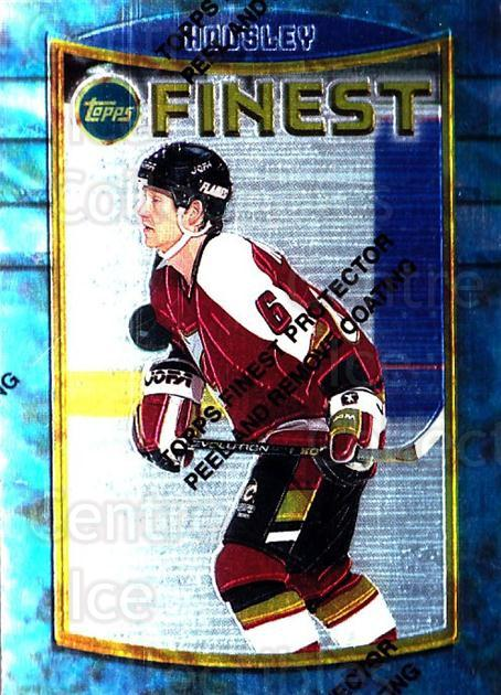1994-95 Finest #91 Phil Housley<br/>5 In Stock - $1.00 each - <a href=https://centericecollectibles.foxycart.com/cart?name=1994-95%20Finest%20%2391%20Phil%20Housley...&quantity_max=5&price=$1.00&code=858 class=foxycart> Buy it now! </a>