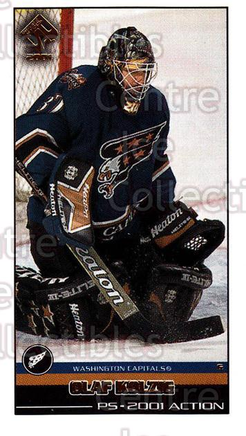 2000-01 Private Stock PS 2001 Action #60 Olaf Kolzig<br/>7 In Stock - $2.00 each - <a href=https://centericecollectibles.foxycart.com/cart?name=2000-01%20Private%20Stock%20PS%202001%20Action%20%2360%20Olaf%20Kolzig...&quantity_max=7&price=$2.00&code=87064 class=foxycart> Buy it now! </a>