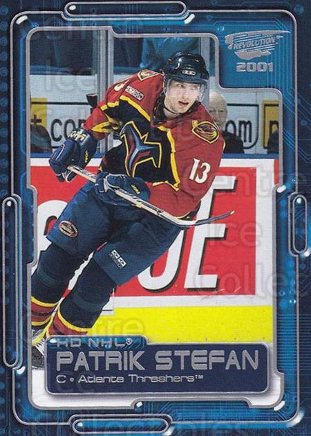 2000-01 Revolution HD NHL #3 Patrik Stefan<br/>3 In Stock - $3.00 each - <a href=https://centericecollectibles.foxycart.com/cart?name=2000-01%20Revolution%20HD%20NHL%20%233%20Patrik%20Stefan...&quantity_max=3&price=$3.00&code=87284 class=foxycart> Buy it now! </a>