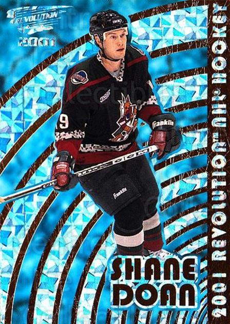2000-01 Revolution #112 Shane Doan<br/>6 In Stock - $1.00 each - <a href=https://centericecollectibles.foxycart.com/cart?name=2000-01%20Revolution%20%23112%20Shane%20Doan...&quantity_max=6&price=$1.00&code=87358 class=foxycart> Buy it now! </a>