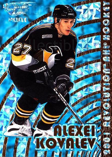 2000-01 Revolution #119 Alexei Kovalev<br/>8 In Stock - $1.00 each - <a href=https://centericecollectibles.foxycart.com/cart?name=2000-01%20Revolution%20%23119%20Alexei%20Kovalev...&quantity_max=8&price=$1.00&code=87365 class=foxycart> Buy it now! </a>