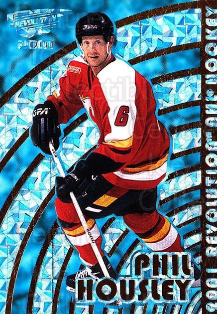 2000-01 Revolution #22 Phil Housley<br/>10 In Stock - $1.00 each - <a href=https://centericecollectibles.foxycart.com/cart?name=2000-01%20Revolution%20%2322%20Phil%20Housley...&quantity_max=10&price=$1.00&code=87402 class=foxycart> Buy it now! </a>