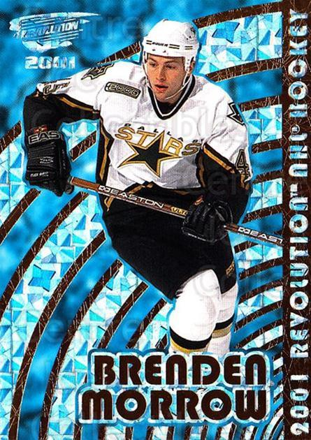 2000-01 Revolution #48 Brenden Morrow<br/>7 In Stock - $1.00 each - <a href=https://centericecollectibles.foxycart.com/cart?name=2000-01%20Revolution%20%2348%20Brenden%20Morrow...&quantity_max=7&price=$1.00&code=87419 class=foxycart> Buy it now! </a>