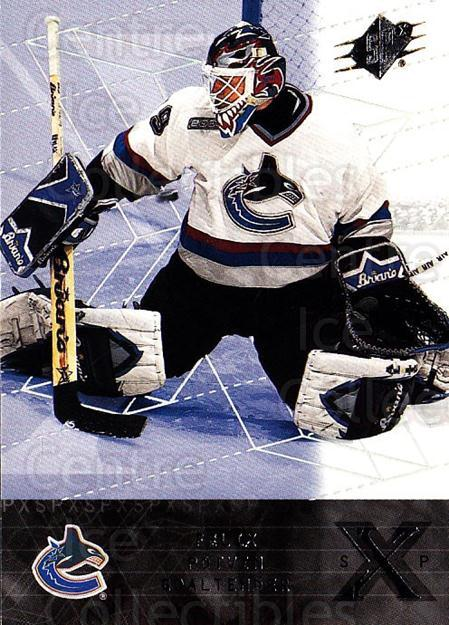 2000-01 SPx #67 Felix Potvin<br/>4 In Stock - $1.00 each - <a href=https://centericecollectibles.foxycart.com/cart?name=2000-01%20SPx%20%2367%20Felix%20Potvin...&quantity_max=4&price=$1.00&code=88137 class=foxycart> Buy it now! </a>