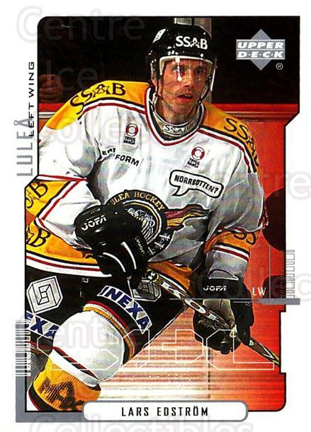 2000-01 Swedish Upper Deck #133 Lars Edstrom<br/>6 In Stock - $2.00 each - <a href=https://centericecollectibles.foxycart.com/cart?name=2000-01%20Swedish%20Upper%20Deck%20%23133%20Lars%20Edstrom...&quantity_max=6&price=$2.00&code=88425 class=foxycart> Buy it now! </a>