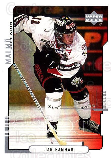 2000-01 Swedish Upper Deck #149 Jan Hammar<br/>5 In Stock - $2.00 each - <a href=https://centericecollectibles.foxycart.com/cart?name=2000-01%20Swedish%20Upper%20Deck%20%23149%20Jan%20Hammar...&quantity_max=5&price=$2.00&code=88440 class=foxycart> Buy it now! </a>