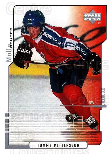 2000-01 Swedish Upper Deck #159 Tommy Pettersson<br/>8 In Stock - $2.00 each - <a href=https://centericecollectibles.foxycart.com/cart?name=2000-01%20Swedish%20Upper%20Deck%20%23159%20Tommy%20Pettersso...&quantity_max=8&price=$2.00&code=88449 class=foxycart> Buy it now! </a>