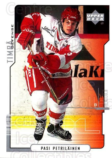 2000-01 Swedish Upper Deck #166 Pasi Petrilainen<br/>5 In Stock - $2.00 each - <a href=https://centericecollectibles.foxycart.com/cart?name=2000-01%20Swedish%20Upper%20Deck%20%23166%20Pasi%20Petrilaine...&quantity_max=5&price=$2.00&code=88455 class=foxycart> Buy it now! </a>