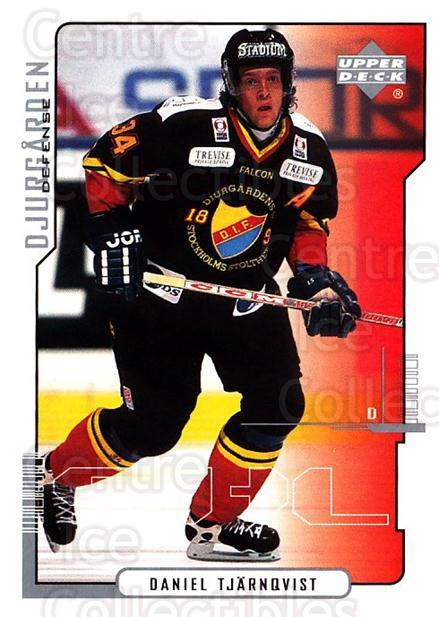 2000-01 Swedish Upper Deck #49 Daniel Tjarnqvist<br/>4 In Stock - $2.00 each - <a href=https://centericecollectibles.foxycart.com/cart?name=2000-01%20Swedish%20Upper%20Deck%20%2349%20Daniel%20Tjarnqvi...&price=$2.00&code=88524 class=foxycart> Buy it now! </a>