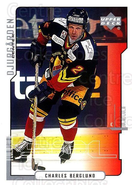 2000-01 Swedish Upper Deck #50 Charles Berglund<br/>7 In Stock - $2.00 each - <a href=https://centericecollectibles.foxycart.com/cart?name=2000-01%20Swedish%20Upper%20Deck%20%2350%20Charles%20Berglun...&price=$2.00&code=88526 class=foxycart> Buy it now! </a>