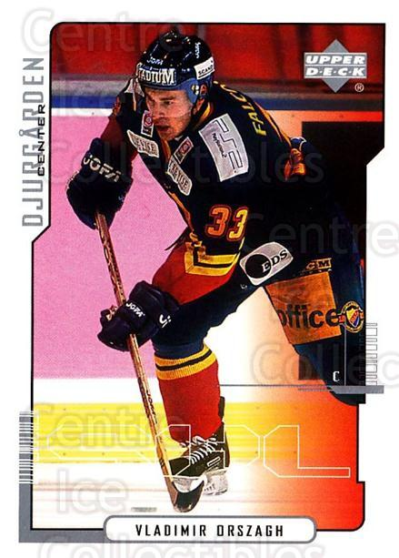 2000-01 Swedish Upper Deck #59 Vladimir Orszagh<br/>1 In Stock - $2.00 each - <a href=https://centericecollectibles.foxycart.com/cart?name=2000-01%20Swedish%20Upper%20Deck%20%2359%20Vladimir%20Orszag...&price=$2.00&code=88534 class=foxycart> Buy it now! </a>