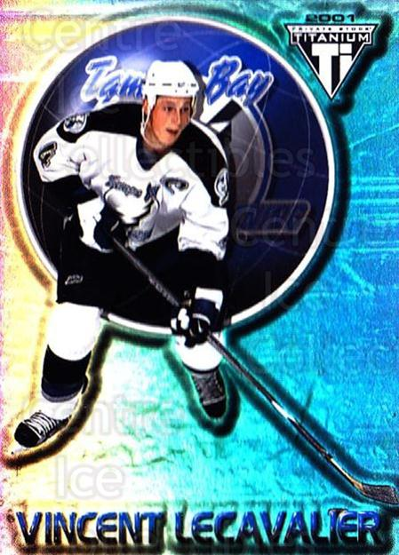 2000-01 Titanium #89 Vincent Lecavalier<br/>12 In Stock - $1.00 each - <a href=https://centericecollectibles.foxycart.com/cart?name=2000-01%20Titanium%20%2389%20Vincent%20Lecaval...&quantity_max=12&price=$1.00&code=88832 class=foxycart> Buy it now! </a>