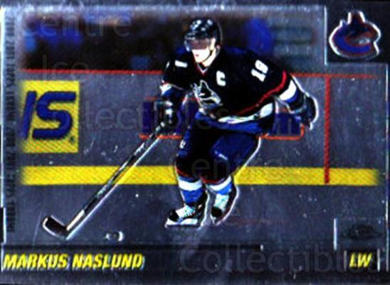 2000-01 Topps Chrome #125 Markus Naslund<br/>6 In Stock - $1.00 each - <a href=https://centericecollectibles.foxycart.com/cart?name=2000-01%20Topps%20Chrome%20%23125%20Markus%20Naslund...&quantity_max=6&price=$1.00&code=88973 class=foxycart> Buy it now! </a>