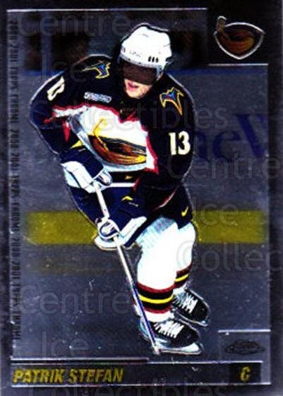 2000-01 Topps Chrome #14 Patrik Stefan<br/>6 In Stock - $1.00 each - <a href=https://centericecollectibles.foxycart.com/cart?name=2000-01%20Topps%20Chrome%20%2314%20Patrik%20Stefan...&quantity_max=6&price=$1.00&code=88988 class=foxycart> Buy it now! </a>