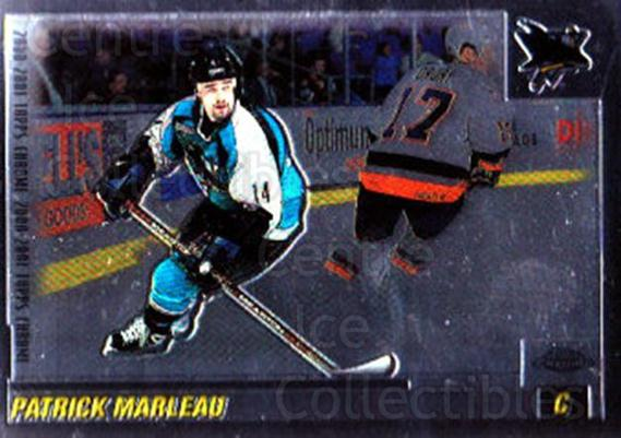 2000-01 Topps Chrome #142 Patrick Marleau<br/>5 In Stock - $1.00 each - <a href=https://centericecollectibles.foxycart.com/cart?name=2000-01%20Topps%20Chrome%20%23142%20Patrick%20Marleau...&quantity_max=5&price=$1.00&code=88990 class=foxycart> Buy it now! </a>