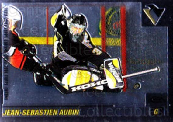 2000-01 Topps Chrome #148 Jean-Sebastien Aubin<br/>4 In Stock - $1.00 each - <a href=https://centericecollectibles.foxycart.com/cart?name=2000-01%20Topps%20Chrome%20%23148%20Jean-Sebastien%20...&quantity_max=4&price=$1.00&code=88996 class=foxycart> Buy it now! </a>