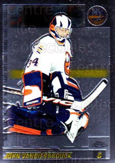 2000-01 Topps Chrome #159 John Vanbiesbrouck<br/>6 In Stock - $1.00 each - <a href=https://centericecollectibles.foxycart.com/cart?name=2000-01%20Topps%20Chrome%20%23159%20John%20Vanbiesbro...&quantity_max=6&price=$1.00&code=89006 class=foxycart> Buy it now! </a>