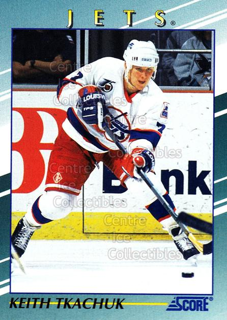 1992-93 Score Young Superstars #29 Keith Tkachuk<br/>5 In Stock - $2.00 each - <a href=https://centericecollectibles.foxycart.com/cart?name=1992-93%20Score%20Young%20Superstars%20%2329%20Keith%20Tkachuk...&quantity_max=5&price=$2.00&code=8917 class=foxycart> Buy it now! </a>