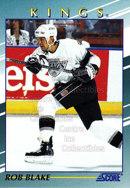 1992-93 Score Young Superstars #38 Rob Blake<br/>8 In Stock - $2.00 each - <a href=https://centericecollectibles.foxycart.com/cart?name=1992-93%20Score%20Young%20Superstars%20%2338%20Rob%20Blake...&quantity_max=8&price=$2.00&code=8925 class=foxycart> Buy it now! </a>