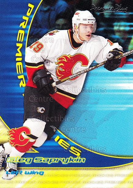 2000-01 Topps Premier Plus Rookies #10 Oleg Saprykin<br/>5 In Stock - $2.00 each - <a href=https://centericecollectibles.foxycart.com/cart?name=2000-01%20Topps%20Premier%20Plus%20Rookies%20%2310%20Oleg%20Saprykin...&quantity_max=5&price=$2.00&code=89451 class=foxycart> Buy it now! </a>
