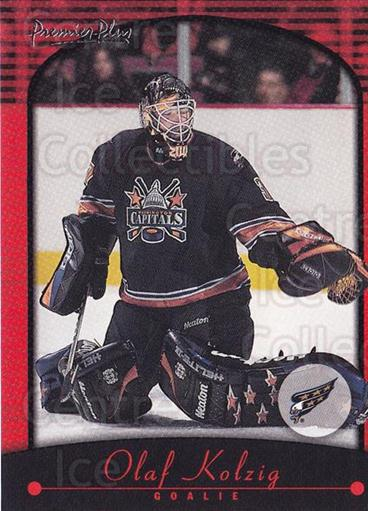 2000-01 Topps Premier Plus #16 Olaf Kolzig<br/>6 In Stock - $1.00 each - <a href=https://centericecollectibles.foxycart.com/cart?name=2000-01%20Topps%20Premier%20Plus%20%2316%20Olaf%20Kolzig...&quantity_max=6&price=$1.00&code=89480 class=foxycart> Buy it now! </a>