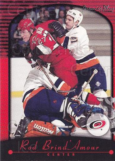 2000-01 Topps Premier Plus #76 Rod Brind'Amour<br/>5 In Stock - $1.00 each - <a href=https://centericecollectibles.foxycart.com/cart?name=2000-01%20Topps%20Premier%20Plus%20%2376%20Rod%20Brind'Amour...&quantity_max=5&price=$1.00&code=89546 class=foxycart> Buy it now! </a>