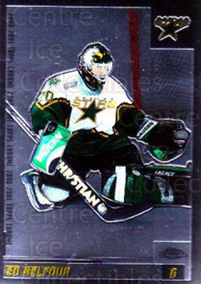 2000-01 Topps Chrome #40 Ed Belfour<br/>2 In Stock - $1.00 each - <a href=https://centericecollectibles.foxycart.com/cart?name=2000-01%20Topps%20Chrome%20%2340%20Ed%20Belfour...&price=$1.00&code=89623 class=foxycart> Buy it now! </a>