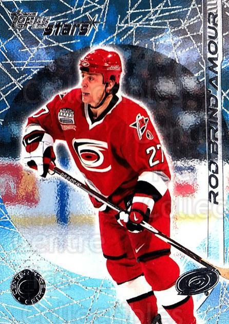 2000-01 Topps Stars #38 Rod Brind'Amour<br/>3 In Stock - $1.00 each - <a href=https://centericecollectibles.foxycart.com/cart?name=2000-01%20Topps%20Stars%20%2338%20Rod%20Brind'Amour...&quantity_max=3&price=$1.00&code=89692 class=foxycart> Buy it now! </a>