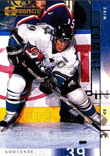 2000-01 UD CHL Prospects #70 Mike Comrie<br/>2 In Stock - $1.00 each - <a href=https://centericecollectibles.foxycart.com/cart?name=2000-01%20UD%20CHL%20Prospects%20%2370%20Mike%20Comrie...&quantity_max=2&price=$1.00&code=89805 class=foxycart> Buy it now! </a>