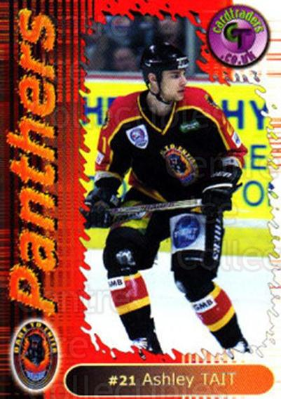 2000-01 UK British Elite Nottingham Panthers #15 Ashley Tait<br/>10 In Stock - $2.00 each - <a href=https://centericecollectibles.foxycart.com/cart?name=2000-01%20UK%20British%20Elite%20Nottingham%20Panthers%20%2315%20Ashley%20Tait...&price=$2.00&code=90233 class=foxycart> Buy it now! </a>