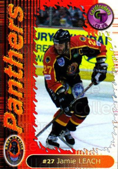 2000-01 UK British Elite Nottingham Panthers #19 Jamie Leach<br/>10 In Stock - $2.00 each - <a href=https://centericecollectibles.foxycart.com/cart?name=2000-01%20UK%20British%20Elite%20Nottingham%20Panthers%20%2319%20Jamie%20Leach...&price=$2.00&code=90237 class=foxycart> Buy it now! </a>