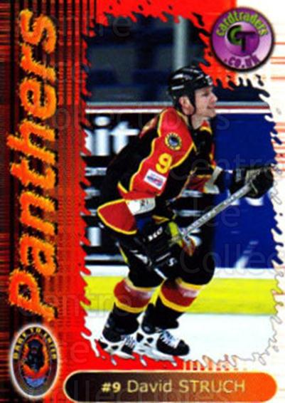 2000-01 UK British Elite Nottingham Panthers #6 David Struch<br/>6 In Stock - $2.00 each - <a href=https://centericecollectibles.foxycart.com/cart?name=2000-01%20UK%20British%20Elite%20Nottingham%20Panthers%20%236%20David%20Struch...&price=$2.00&code=90254 class=foxycart> Buy it now! </a>