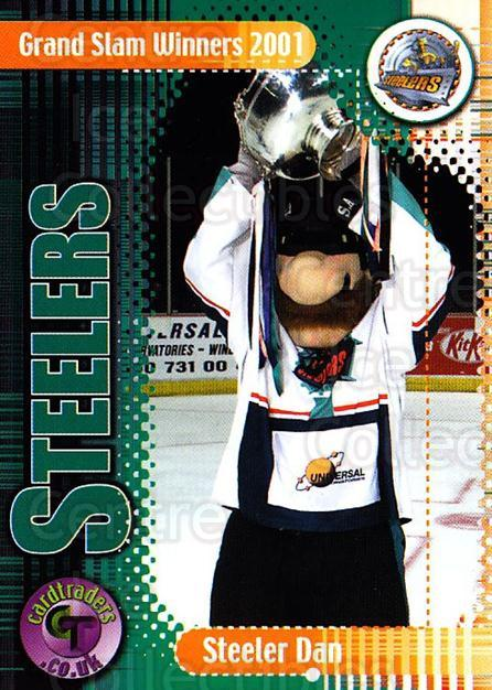 2000-01 UK British Elite Sheffield Steelers #1 Mascot<br/>10 In Stock - $3.00 each - <a href=https://centericecollectibles.foxycart.com/cart?name=2000-01%20UK%20British%20Elite%20Sheffield%20Steelers%20%231%20Mascot...&quantity_max=10&price=$3.00&code=90281 class=foxycart> Buy it now! </a>