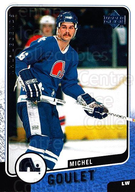 2000-01 Upper Deck Legends #110 Michel Goulet<br/>2 In Stock - $1.00 each - <a href=https://centericecollectibles.foxycart.com/cart?name=2000-01%20Upper%20Deck%20Legends%20%23110%20Michel%20Goulet...&quantity_max=2&price=$1.00&code=90571 class=foxycart> Buy it now! </a>