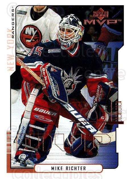 2000-01 Upper Deck MVP #119 Mike Richter<br/>6 In Stock - $1.00 each - <a href=https://centericecollectibles.foxycart.com/cart?name=2000-01%20Upper%20Deck%20MVP%20%23119%20Mike%20Richter...&quantity_max=6&price=$1.00&code=90903 class=foxycart> Buy it now! </a>