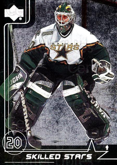 2000-01 Upper Deck Skilled Stars #7 Ed Belfour<br/>7 In Stock - $2.00 each - <a href=https://centericecollectibles.foxycart.com/cart?name=2000-01%20Upper%20Deck%20Skilled%20Stars%20%237%20Ed%20Belfour...&price=$2.00&code=91066 class=foxycart> Buy it now! </a>