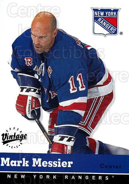 2000-01 UD Vintage #237 Mark Messier<br/>7 In Stock - $1.00 each - <a href=https://centericecollectibles.foxycart.com/cart?name=2000-01%20UD%20Vintage%20%23237%20Mark%20Messier...&quantity_max=7&price=$1.00&code=91390 class=foxycart> Buy it now! </a>