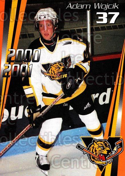 2000-01 Victoriaville Tigres #15 Adam Wojcik<br/>4 In Stock - $3.00 each - <a href=https://centericecollectibles.foxycart.com/cart?name=2000-01%20Victoriaville%20Tigres%20%2315%20Adam%20Wojcik...&quantity_max=4&price=$3.00&code=91675 class=foxycart> Buy it now! </a>