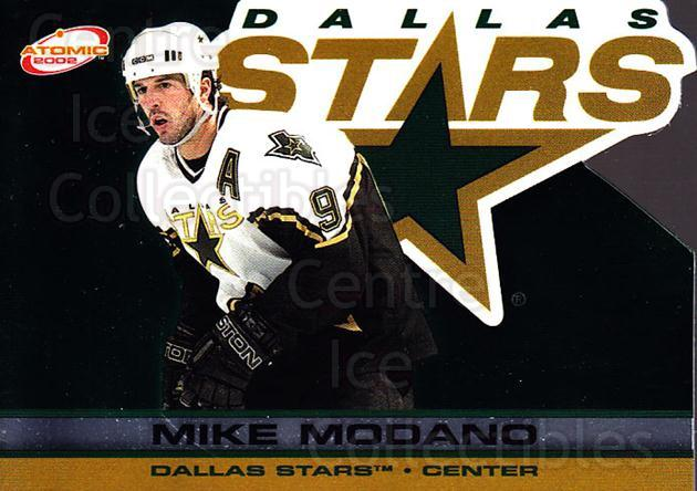 2001-02 Atomic #32 Mike Modano<br/>8 In Stock - $1.00 each - <a href=https://centericecollectibles.foxycart.com/cart?name=2001-02%20Atomic%20%2332%20Mike%20Modano...&quantity_max=8&price=$1.00&code=91806 class=foxycart> Buy it now! </a>
