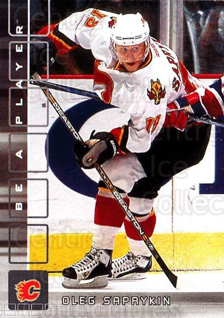 2001-02 BAP Memorabilia #10 Oleg Saprykin<br/>7 In Stock - $1.00 each - <a href=https://centericecollectibles.foxycart.com/cart?name=2001-02%20BAP%20Memorabilia%20%2310%20Oleg%20Saprykin...&quantity_max=7&price=$1.00&code=92231 class=foxycart> Buy it now! </a>