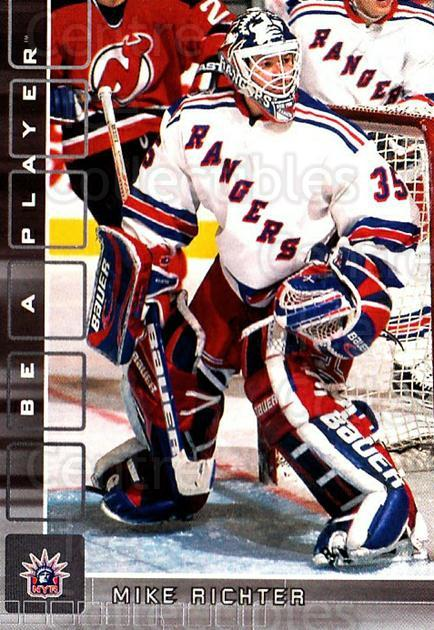 2001-02 BAP Memorabilia #222 Mike Richter<br/>6 In Stock - $1.00 each - <a href=https://centericecollectibles.foxycart.com/cart?name=2001-02%20BAP%20Memorabilia%20%23222%20Mike%20Richter...&quantity_max=6&price=$1.00&code=92364 class=foxycart> Buy it now! </a>