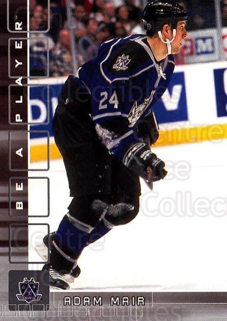 2001-02 BAP Memorabilia #231 Adam Mair<br/>6 In Stock - $1.00 each - <a href=https://centericecollectibles.foxycart.com/cart?name=2001-02%20BAP%20Memorabilia%20%23231%20Adam%20Mair...&quantity_max=6&price=$1.00&code=92373 class=foxycart> Buy it now! </a>