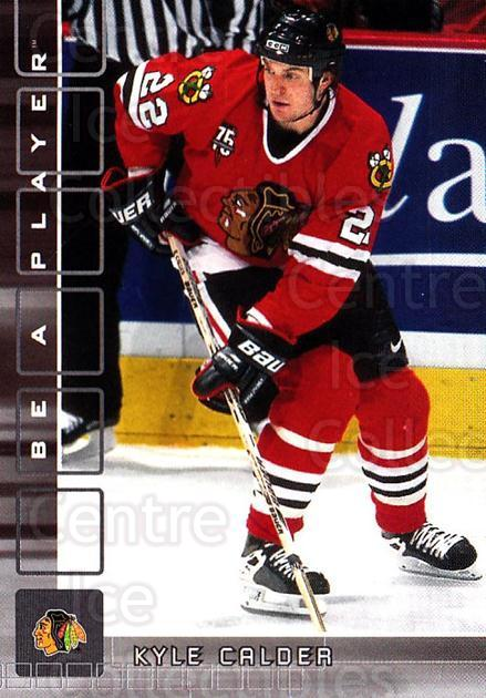 2001-02 BAP Memorabilia #236 Kyle Calder<br/>6 In Stock - $1.00 each - <a href=https://centericecollectibles.foxycart.com/cart?name=2001-02%20BAP%20Memorabilia%20%23236%20Kyle%20Calder...&quantity_max=6&price=$1.00&code=92377 class=foxycart> Buy it now! </a>