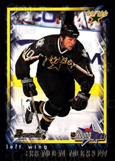 2001-02 Bowman YoungStars #144 Brenden Morrow<br/>8 In Stock - $1.00 each - <a href=https://centericecollectibles.foxycart.com/cart?name=2001-02%20Bowman%20YoungStars%20%23144%20Brenden%20Morrow...&quantity_max=8&price=$1.00&code=92921 class=foxycart> Buy it now! </a>