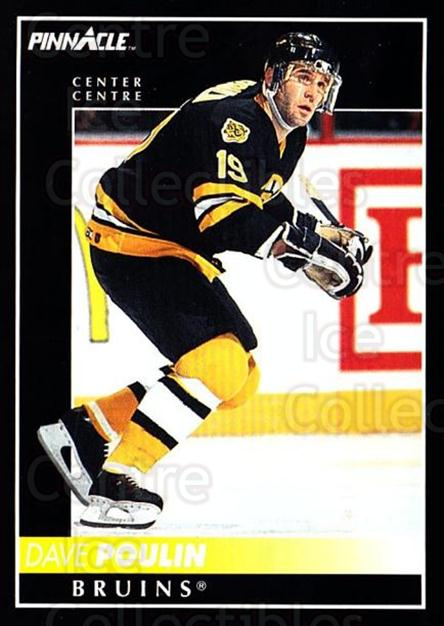 1992-93 Pinnacle Canadian #116 Dave Poulin<br/>5 In Stock - $1.00 each - <a href=https://centericecollectibles.foxycart.com/cart?name=1992-93%20Pinnacle%20Canadian%20%23116%20Dave%20Poulin...&quantity_max=5&price=$1.00&code=9349 class=foxycart> Buy it now! </a>