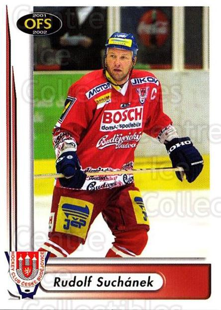 2001-02 Czech OFS #132 Rudolf Suchanek<br/>7 In Stock - $2.00 each - <a href=https://centericecollectibles.foxycart.com/cart?name=2001-02%20Czech%20OFS%20%23132%20Rudolf%20Suchanek...&quantity_max=7&price=$2.00&code=93502 class=foxycart> Buy it now! </a>